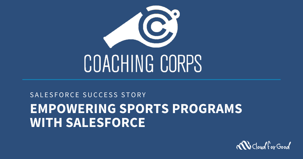Sports programs salesforce