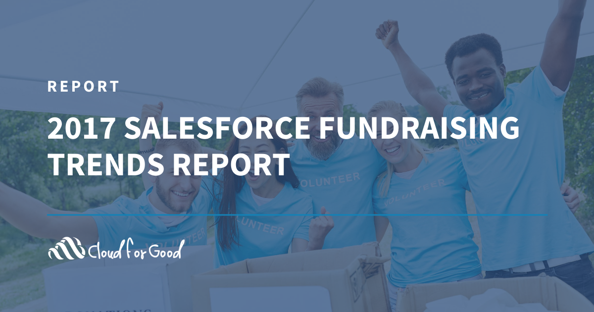 Salesforce fundraising
