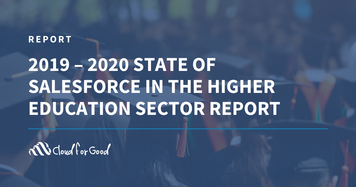 2019-2020 Sate of Salesforce HED