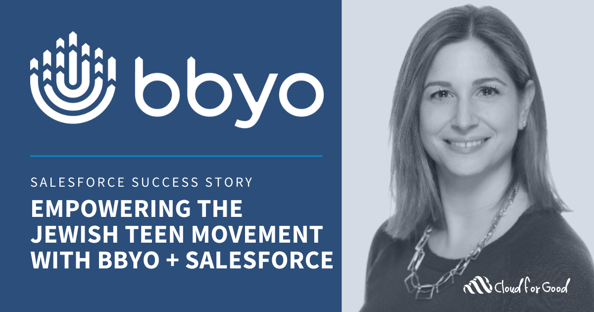 BBYO on salesforce