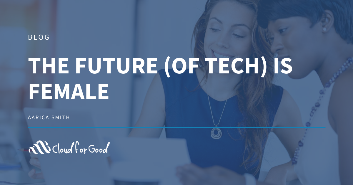 The Future (of Tech) is Female