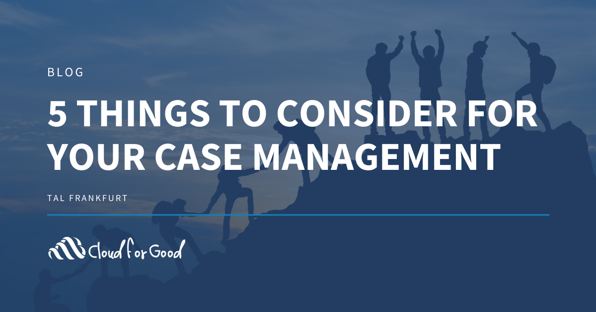Case Management on Salesforce