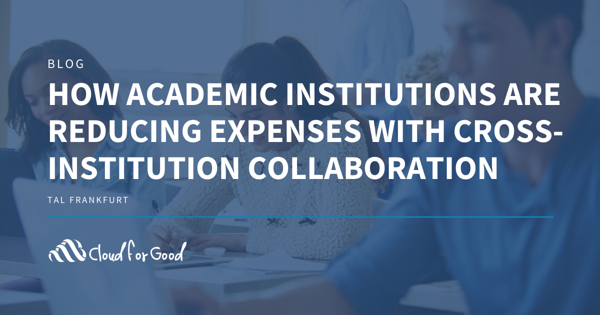 How Academic Institutions Are Reducing Expenses With Cross-Institution Collaboration