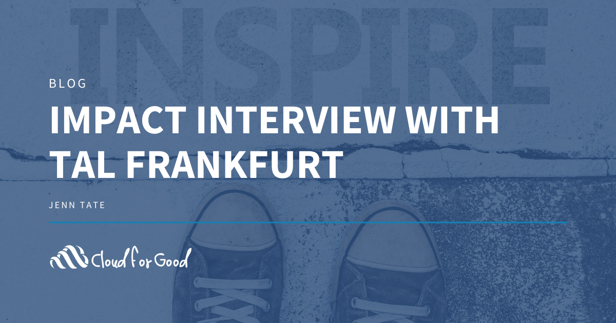 Impact Interview with Tal Frankfurt