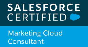 Marketing Cloud Consultant