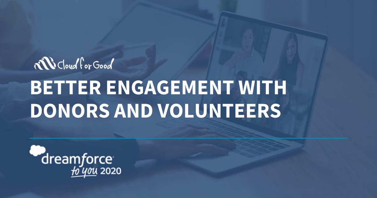Better Engagement - Dreamforce to You Session