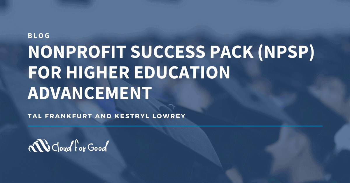 Nonprofit Success for Advancement