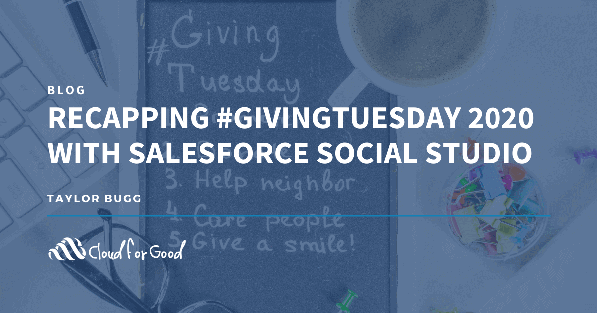 Recapping Giving Tuesday
