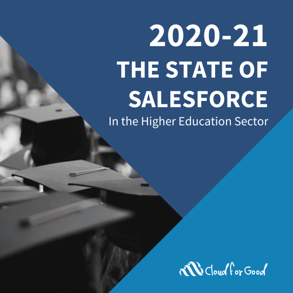 Download State of Salesforce in the Education Sector