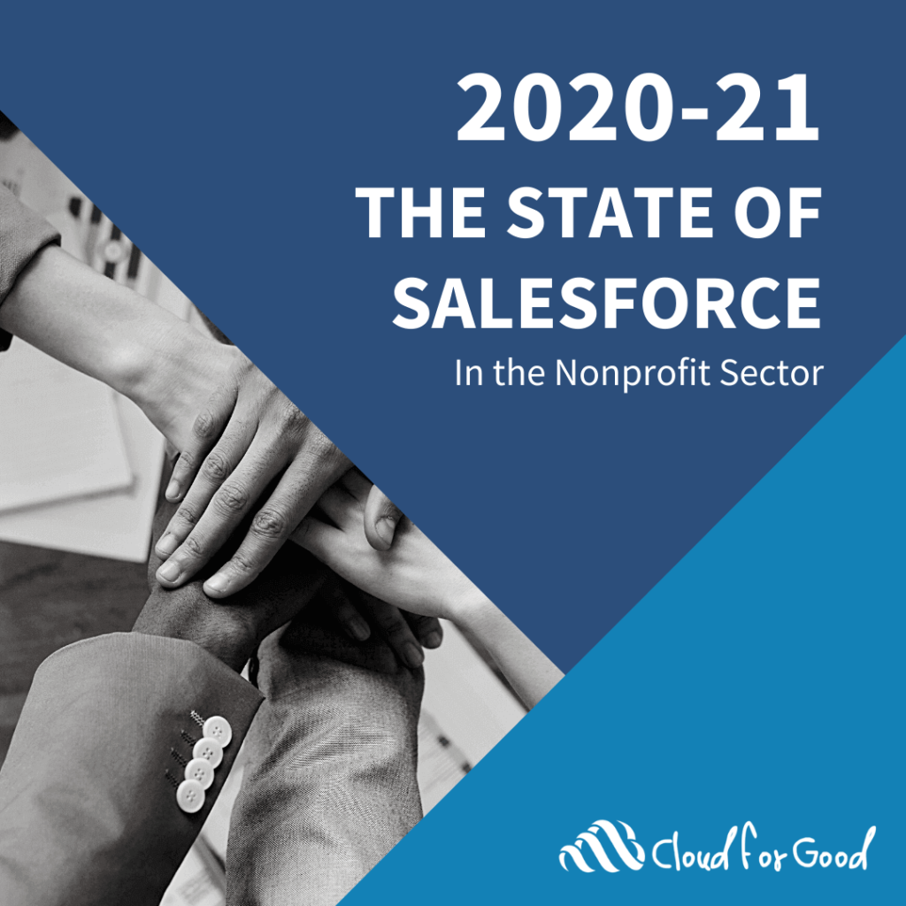 Download State of Salesforce in the Nonprofit Sector