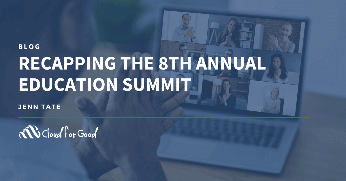 Recapping the Salesforce Education Summit