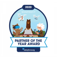 2020 Salesforce.org Nonprofit Partner of the Year