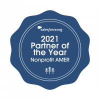 2021 Nonprofit Salesforce.org Partner of the Year